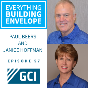 Episode 57 with Paul Beers and Janice Hoffman from GCI Consultants talking about COVID-19 Protocols