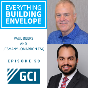 Episode 59 with Paul Beers and Jesmany Jomarron