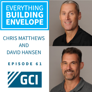 Episode 61 with Chris Mathews and David Hansen