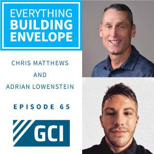 GCI Podcast - Episode 65 - Chris Mathews and Adrian Lowenstein
